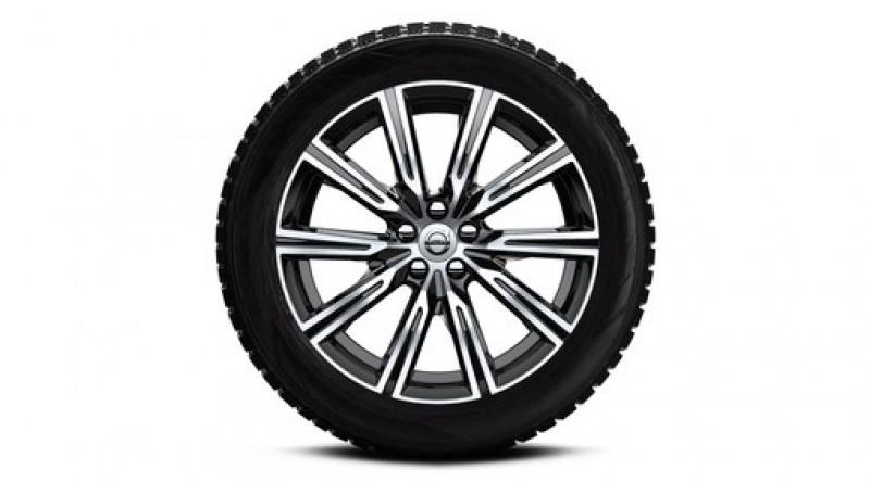 """Complete wielen, winter """"10-spaaks Black Diamond Cut"""" 7,5 x 19"""", incl. Twin Engine"""