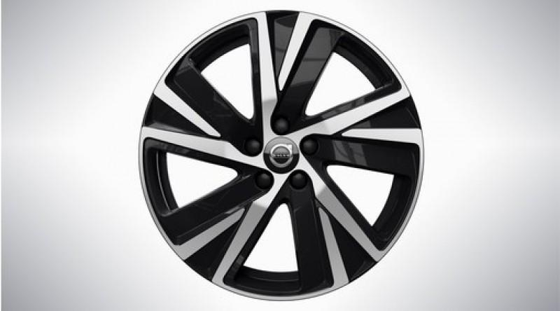 "Complete wielen, winter ""5-spaaks Matt Black Diamond Cut"" 8 x 18"", incl. Twin Engine"