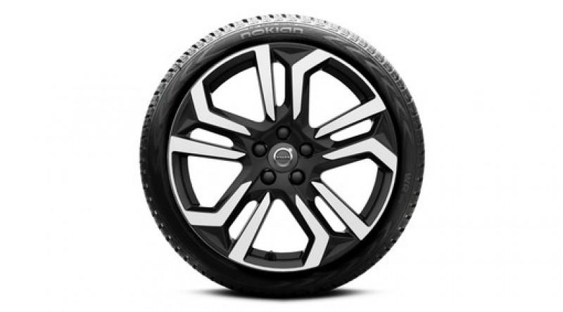 "Complete wielen, winter ""Metallah"" 7,5 x 18"""