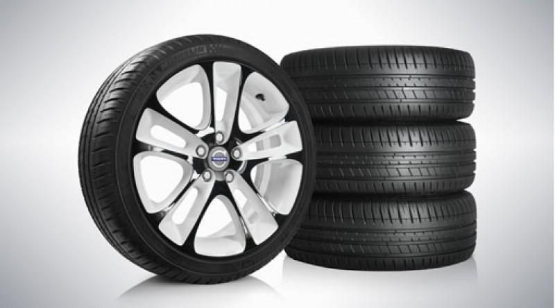 """Complete wielen, zomer """"Atreus"""" 7,5 x 18"""", Michelin banden"""