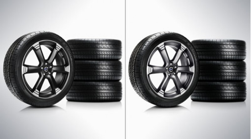 "Complete wielen, zomer ""Candor"" 8 x 20"", Pirelli banden"