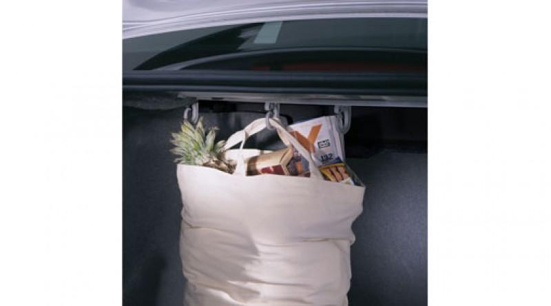 Draagtashouder, bagageruimte