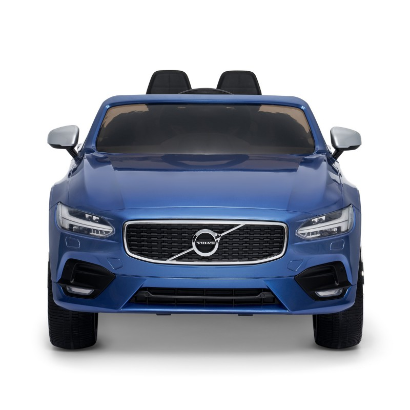 Elektrische Volvo S90 kinderauto, Electric Ride On Car, Bursting Blue metallic, 32220799