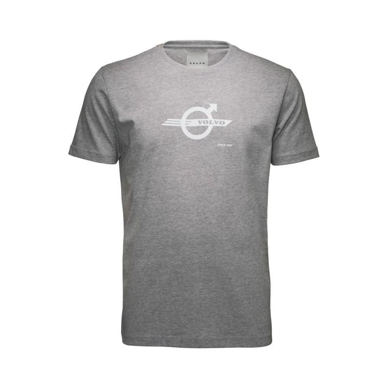 Heren T-shirt Retro