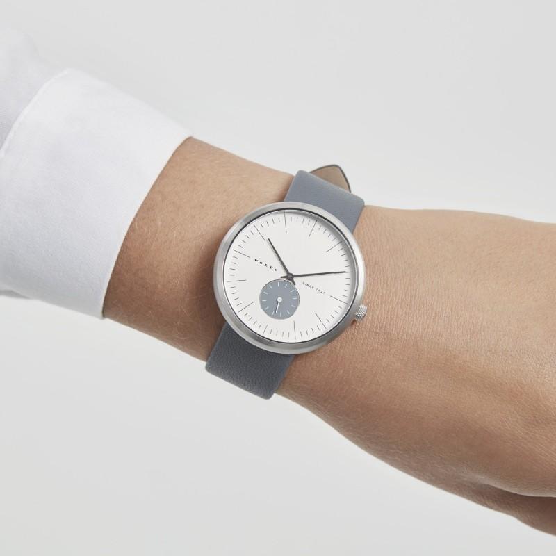 Horloge Volvo 36 mm, grijs