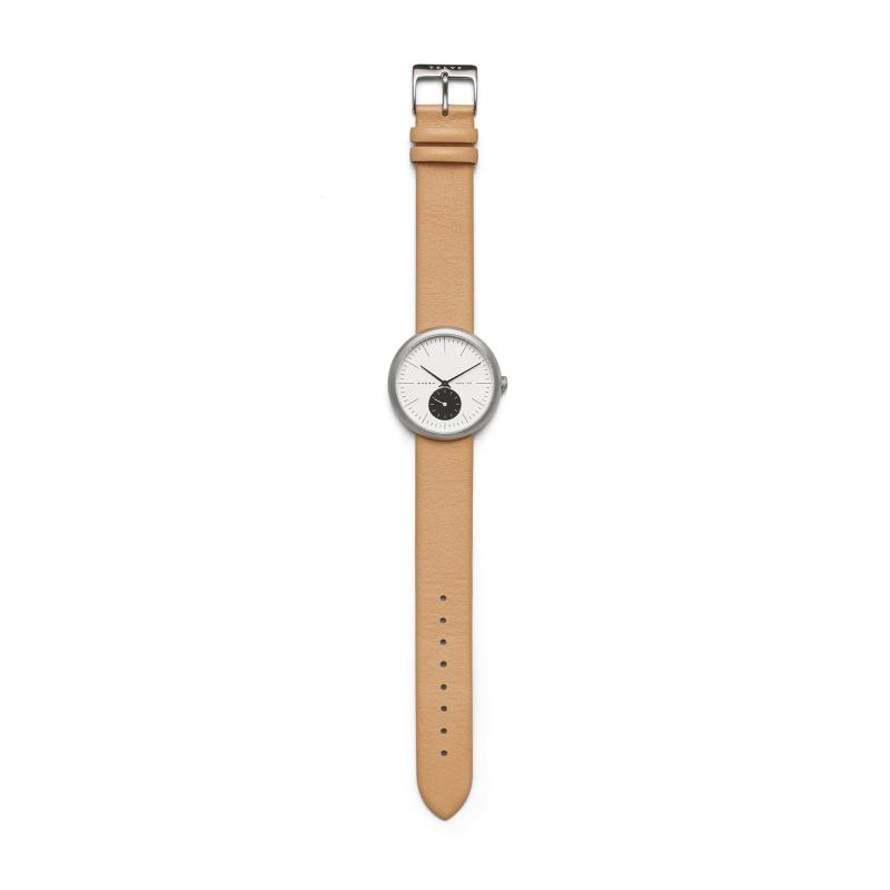 Horloge Volvo 36 mm, wit
