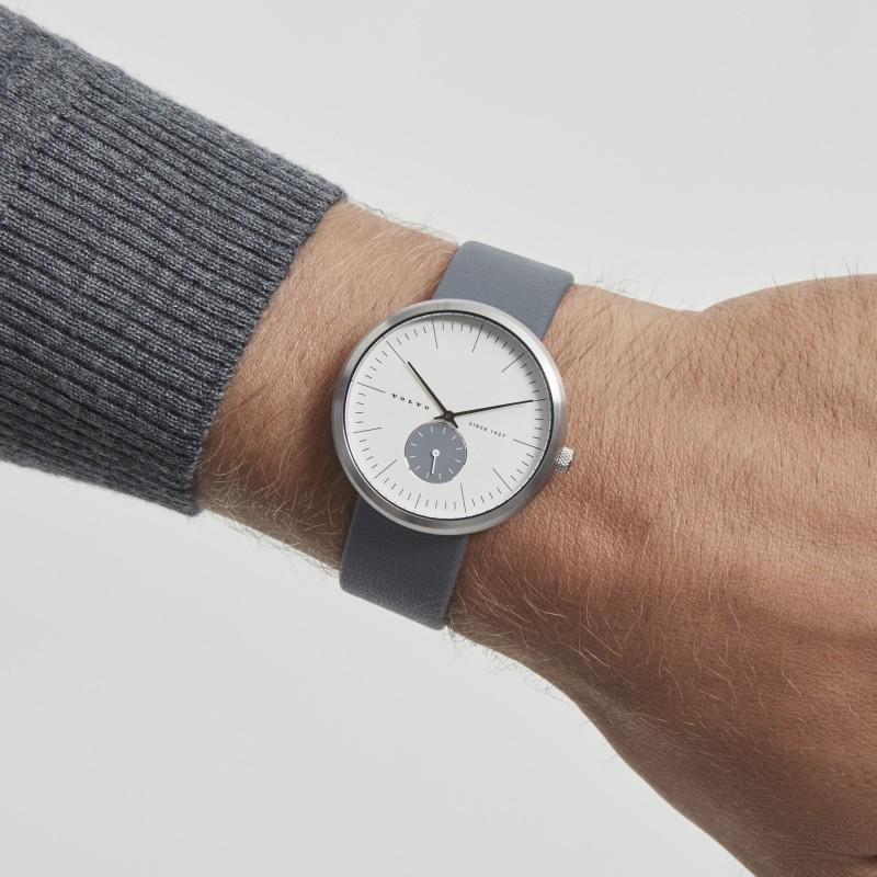 Horloge Volvo 40 mm, grijs