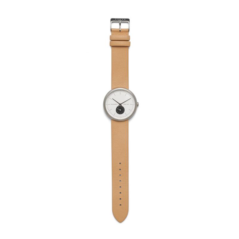 Horloge Volvo 40 mm, wit