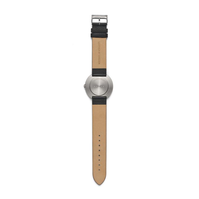 Horloge Volvo 40 mm, zwart