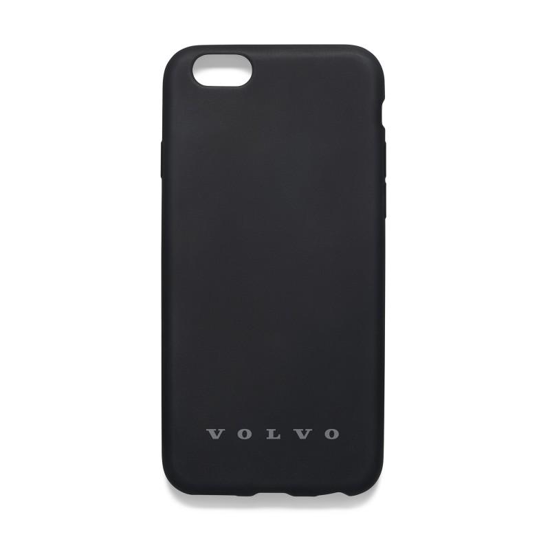 iPhone 6 / 7 / 8 Siliconen Case Volvo, zwart
