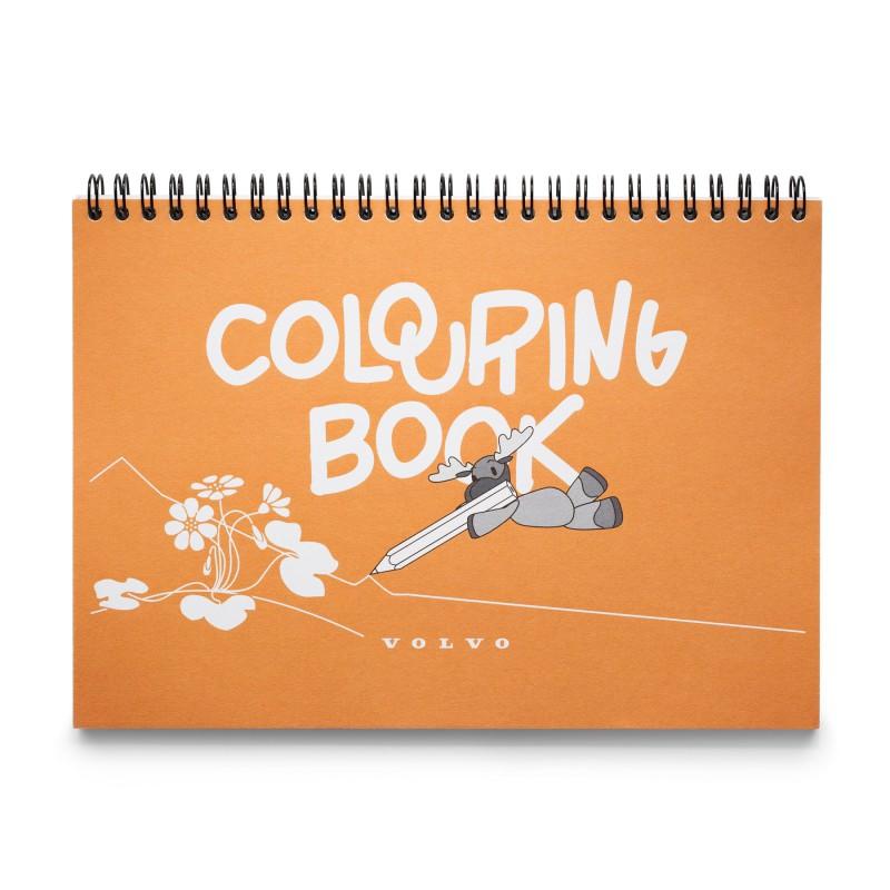 Volvo kleurboek