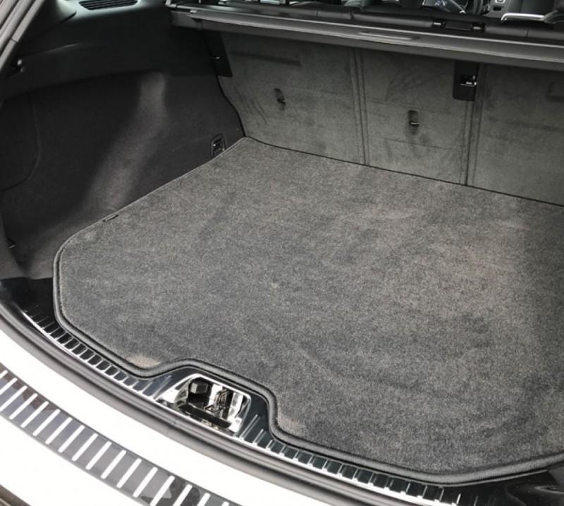 Mat, bagageruimte, textiel, omkeerbaar