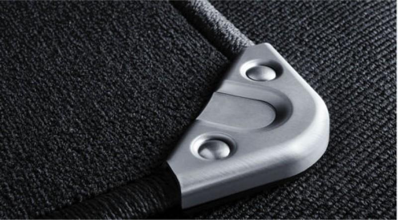 Matten, vloer passagiersruimte, textiel, Volvo Ocean Race