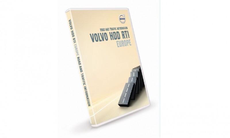 Navigatiesysteem, RTI, kaart-dvd's