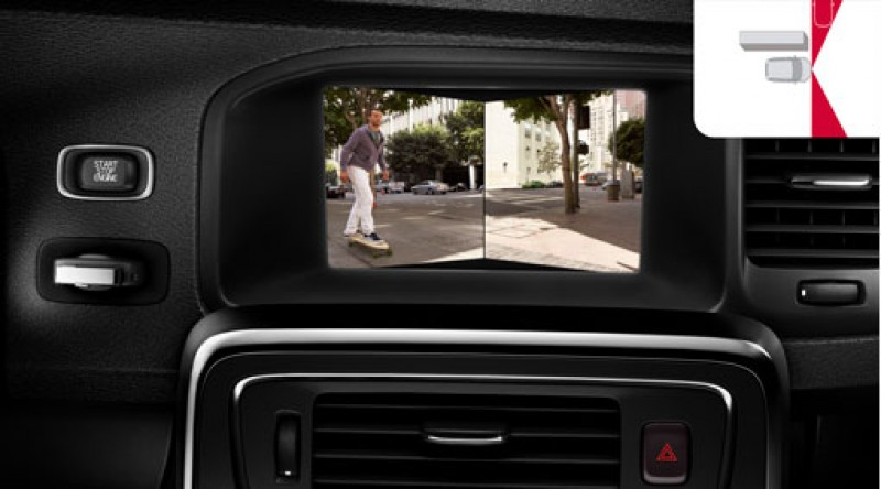 Parkeercamera - Front Blind View