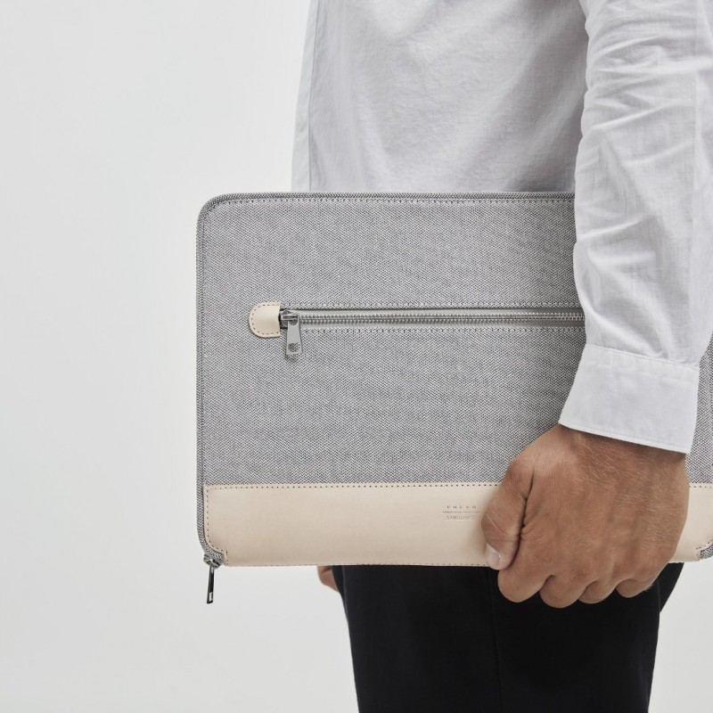 Sandqvist Laptop Sleeve Twill