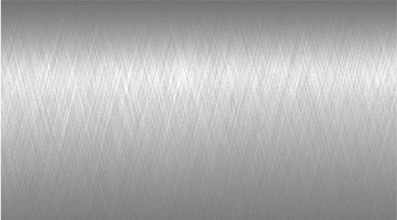 Sierpaneel, Crossed Brushed Aluminium