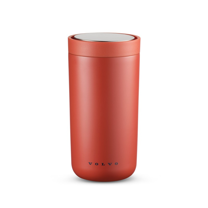 Stelton-to-go bekers 200 ml Limited edition red