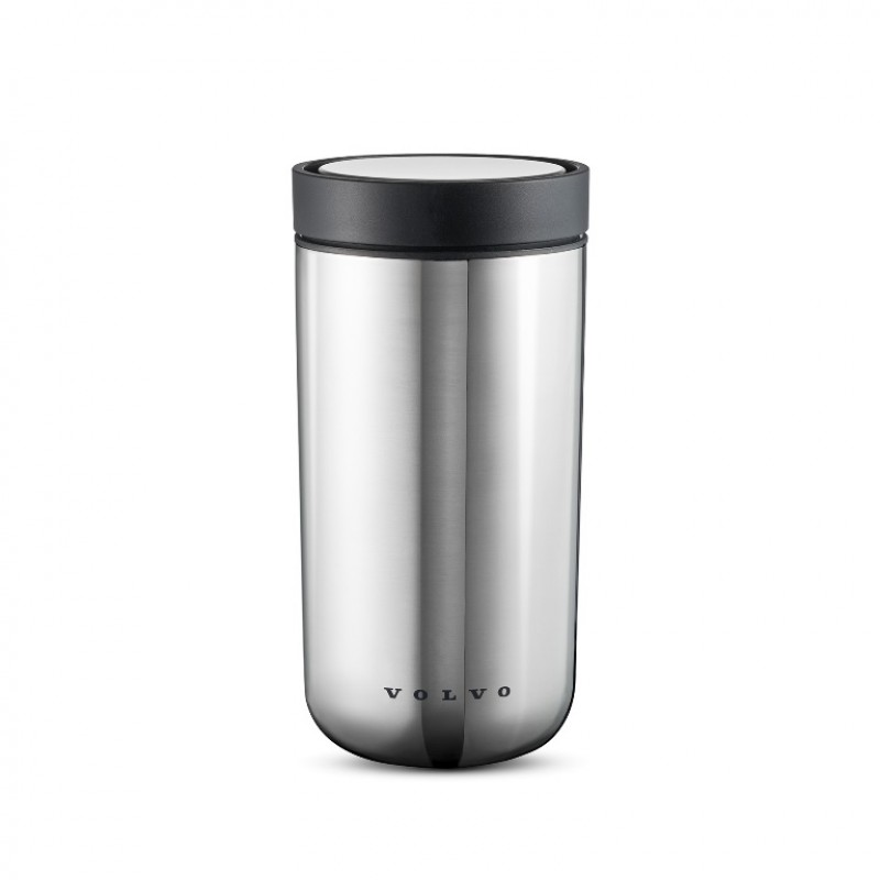 Stelton To Go Click 200 ml, Zilver