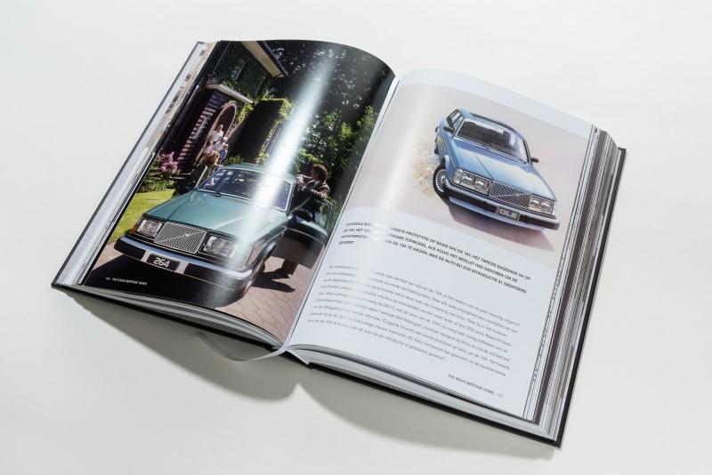 Boek - The Volvo Bertone Years