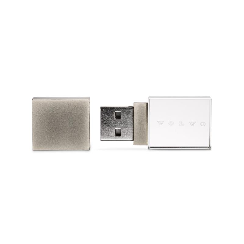 USB-stick glas, 64 GB