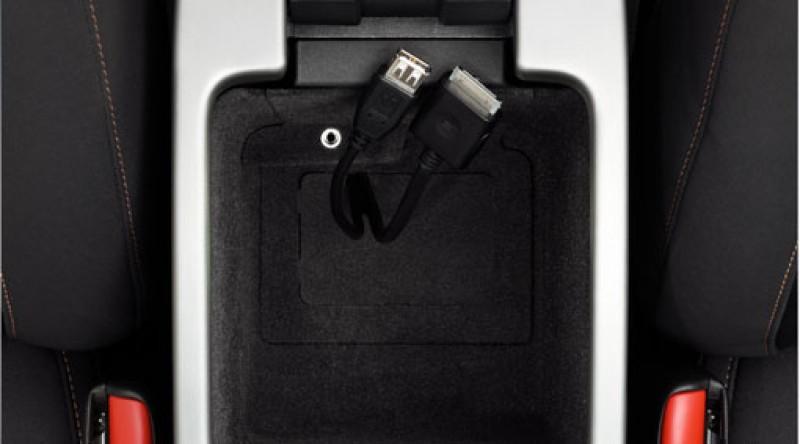 USB en iPod® Music Interface