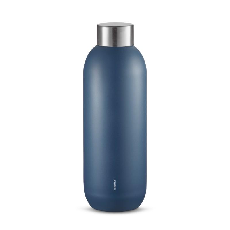 Waterfles Keep Cool Stelton, Dusty Blue