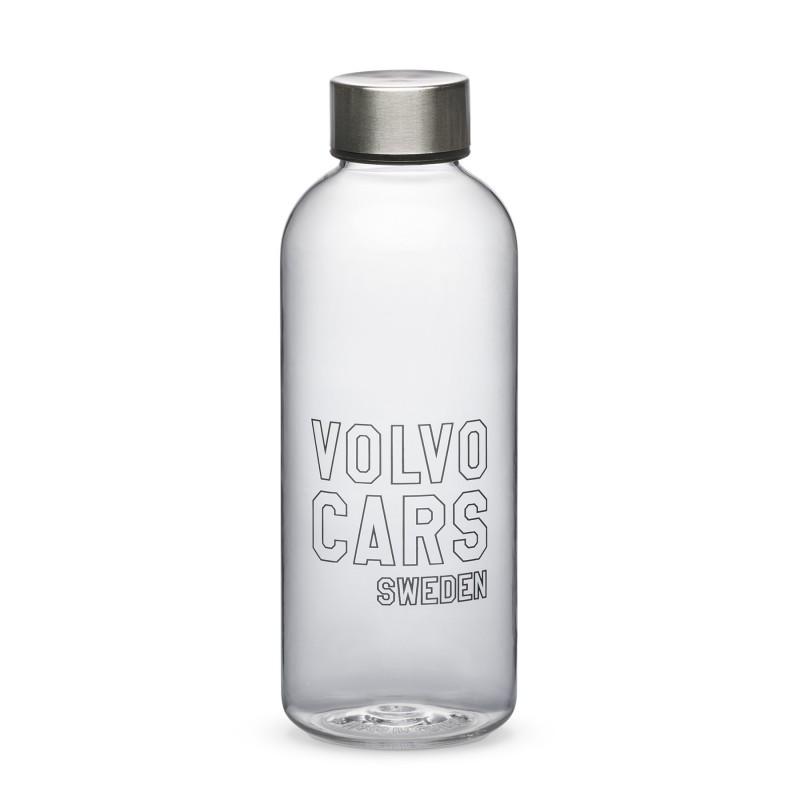 Waterfles Volvo Cars Sweden, Helder
