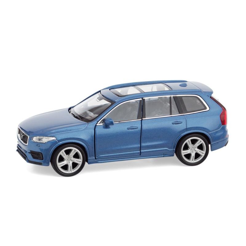 XC90 Speelgoedauto 1:38 Blauw